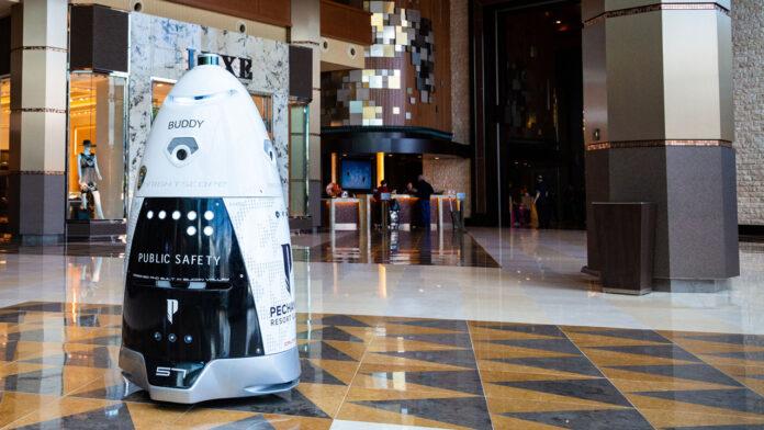 robotics in retail