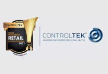 Controltek most promising solution provider award