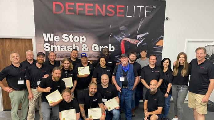 DefenseLite training