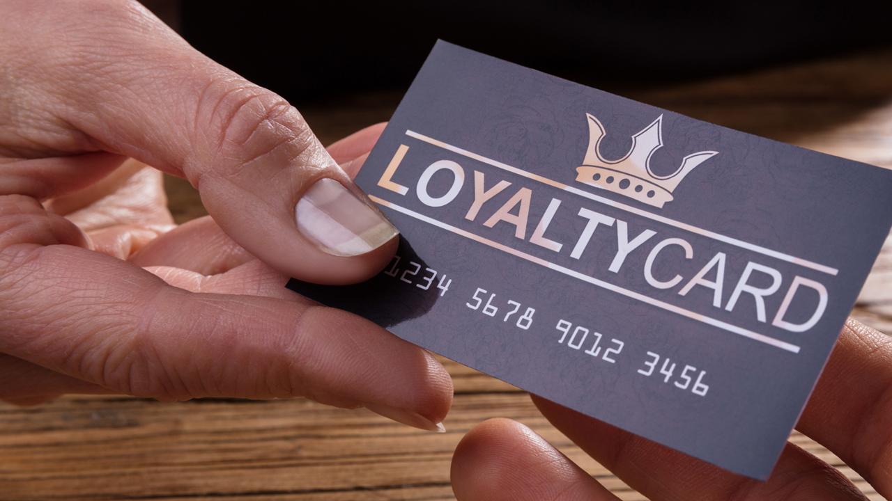 Loyalty card fraud