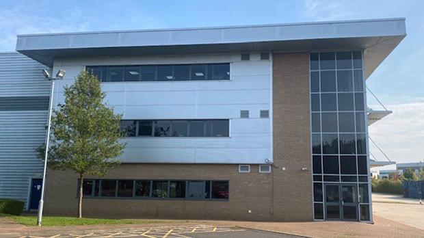 Prosegur Security's UK headquarters building