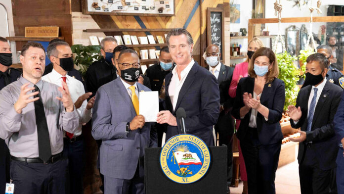 California Governor Gavin Newsom signs ORC legislation AB 331