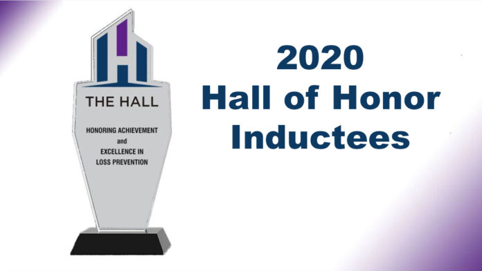 Hall of Honor inductees