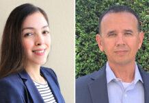 Anna Isabel Marquez and Ryan Puryear, CVS Health