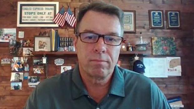 Ned McCauley, Sensormatic