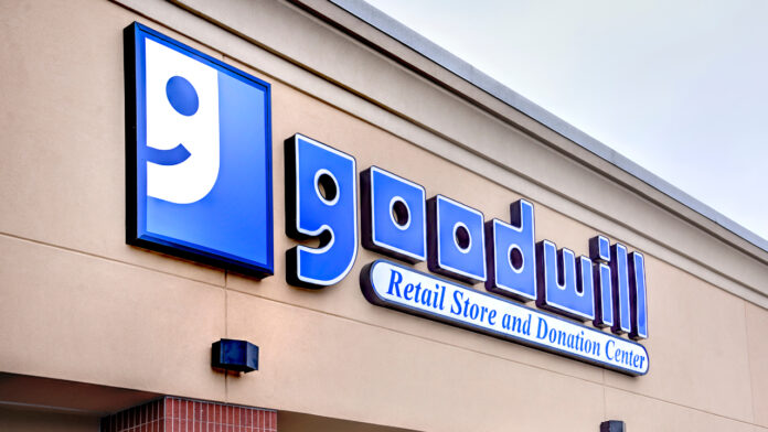 Goodwill store