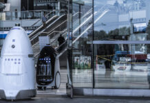 Knightscope robot security