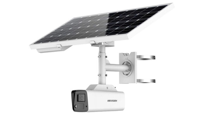 Hikvision Solar Camera
