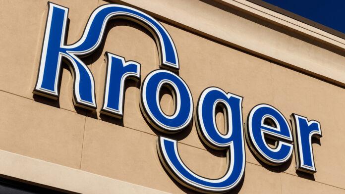 Kroger signage