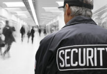 mall security officer