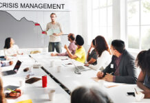 Crisis management tabletop exercise
