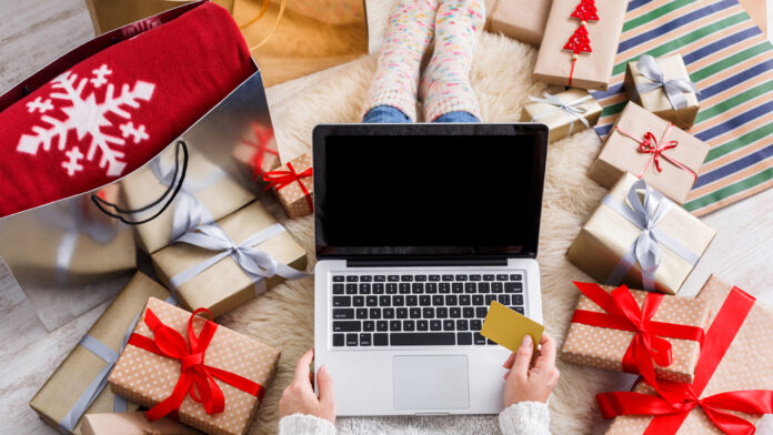 holiday online shopping
